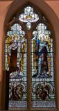 St Gabriel and St Michael