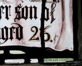 Signature: St Gabriel and St Michael