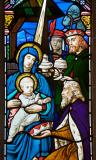 The Adoration of the Magi: The Adoration of the Shepherds and the Magi