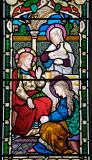 Christ in the House of Mary and Martha: Scenes with Christ and St Mary Magdalene