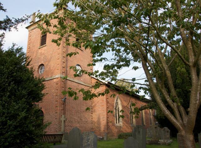 Church of St Llwchaiarn, Llanllwchaiarn, Powys Llanllwchaiarn_DSC7971A.jpg Photo © Martin Crampin