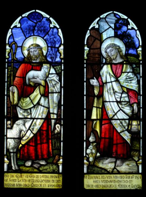 Christ the Good Shepherd and the Light of the World