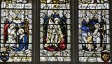 Scenes with Archangels: Three Archangels