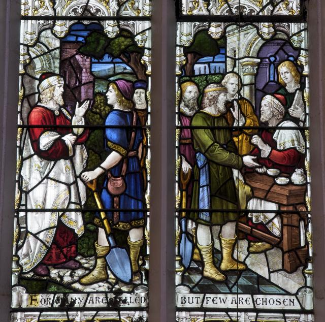 The Parable of the Labourers in the Vineyard