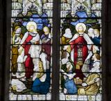 Christ with Children and Disciples