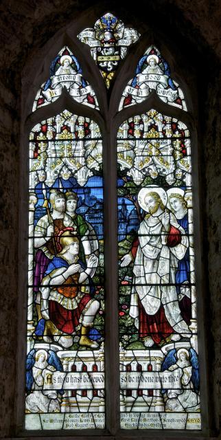 Christ Meeting the Centurion of Capernaum