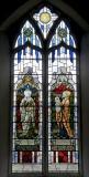 St Anna and St Simeon