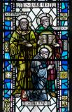 St Padarn, St Cadoc and St Beuno: Welsh Saints