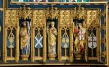 Saints: The Crucifixion with Saints