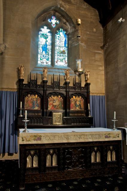 Lady Chapel Reredos