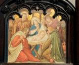 The Adoration of the Shepherds: Lady Chapel Reredos
