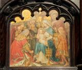 The Adoration of the Magi: Lady Chapel Reredos