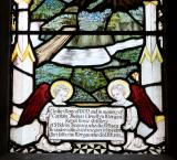 Angels with Dedication: The Annunciation