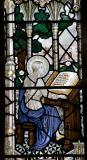 The Virgin Mary Reading: The Instruction of the Virgin Mary