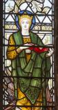 St Margaret: The Holy Church doth acknowledge Thee