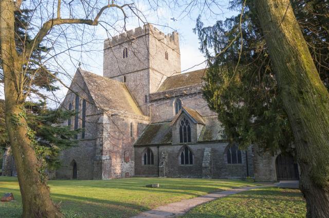 Cathedral Church of St John Evangelist, Brecon, Powys BreconCath_DSC5501.jpg Photo © Martin Crampin