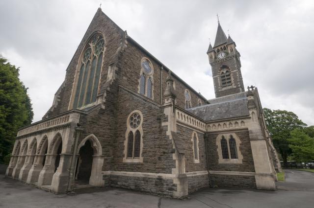 Church of St David, Neath, Neath Port Talbot NeathStDavid_DSC6497B.jpg Photo © Martin Crampin