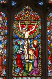 The Crucifixion with the Virgin Mary, St John and St Mary Magdalene: Scenes from the Life of Christ