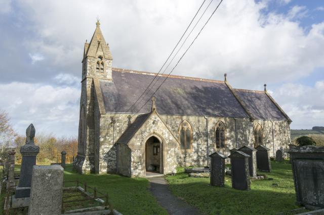 Church of St David, Blaenporth, Ceredigion Blaenporth_DSC4888_53A.jpg Photo © Martin Crampin