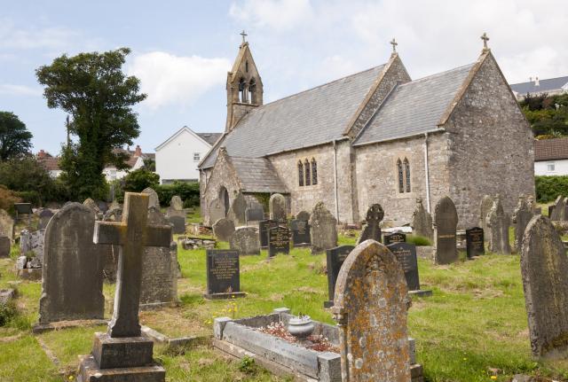 Church of St Cattwg, Port-Eynon, Swansea PortEynon_DSC5195A.jpg Photo © Martin Crampin