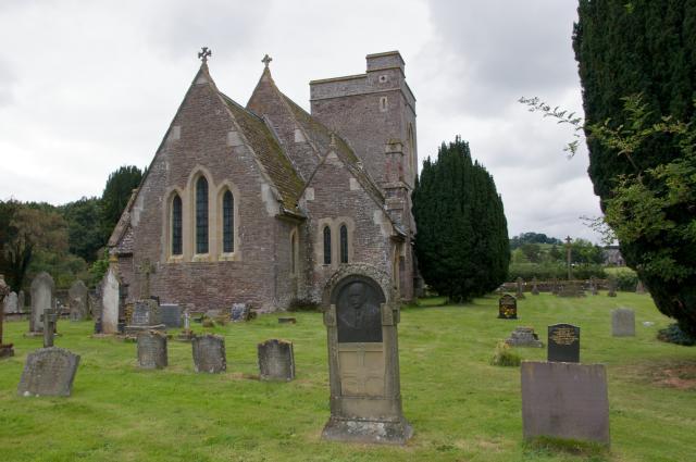 Church of St Gastyn, Llangasty-Talyllyn, Powys Llangasty_DSC7120A.jpg Photo © Martin Crampin