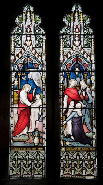 Christ Raising the Daughter of Jairus