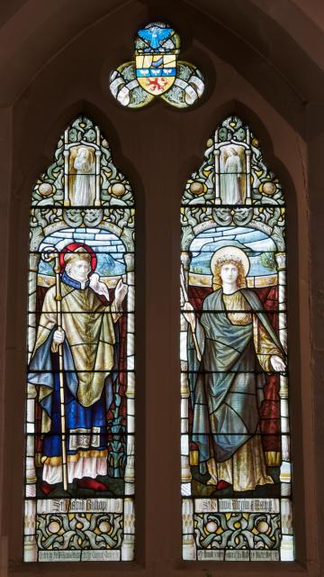 St David and St Tudful