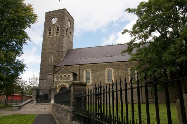 Church of St Tydfil, Merthyr Tydfil Merthyr_DSC6924A.jpg Photo © Martin Crampin