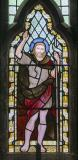 St John the Baptist: St John the Baptist with Angels