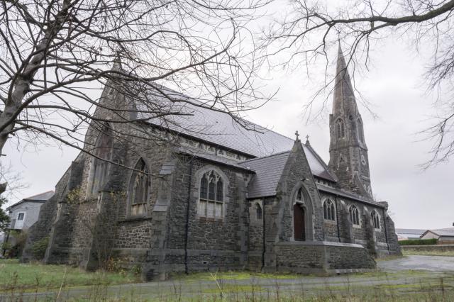 Church of St Mary, Bangor, Gwynedd BangorStMary_DSC3102_53A.jpg Photo © Martin Crampin