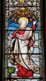 Christ Ascending: The Ascension with Christ as the Light of the World and the Good Shepherd