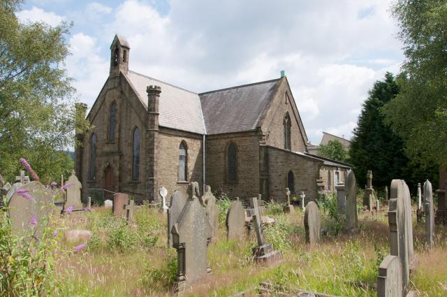 Church of St John the Baptist, Clydach, Swansea Clydach_DSC5206A.jpg Photo © Martin Crampin