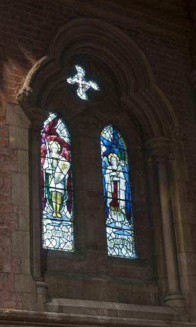 St Michael and St Gabriel