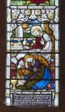 Christ's Feet are Anointed at the House of a Pharisee: Figure of Christ