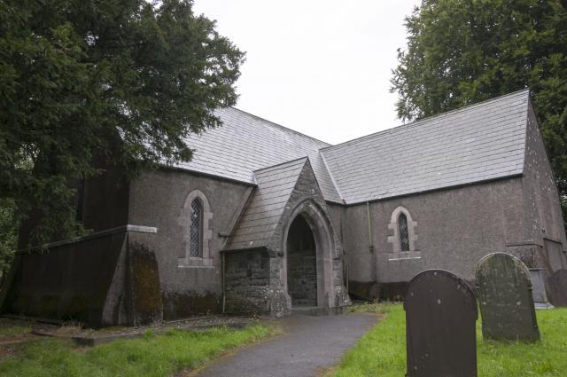 Pentrefoelas Parish Church, Pentrefoelas, Conwy Pentrefoelas_DSC9257B.jpg Photo © Martin Crampin