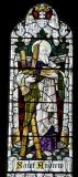 St Andrew: Christ with St Andrew and St Peter
