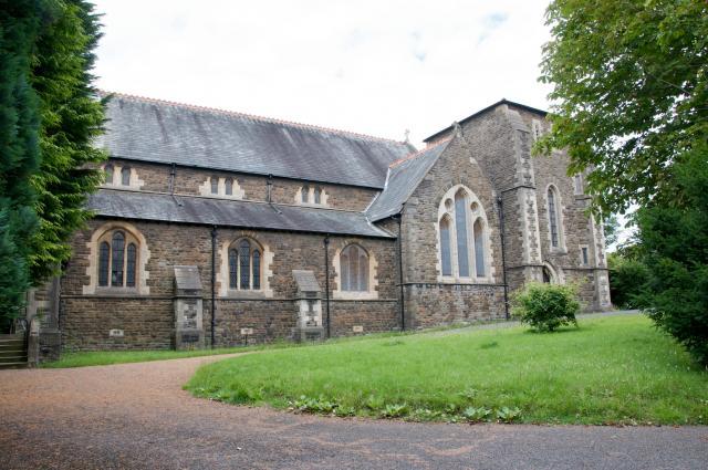 Church of All Saints, Llanelli, Carmarthenshire Llanelli_DSC5498A.jpg Photo © Martin Crampin