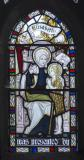 St Elizabeth with St John the Baptist: Women of the Bible