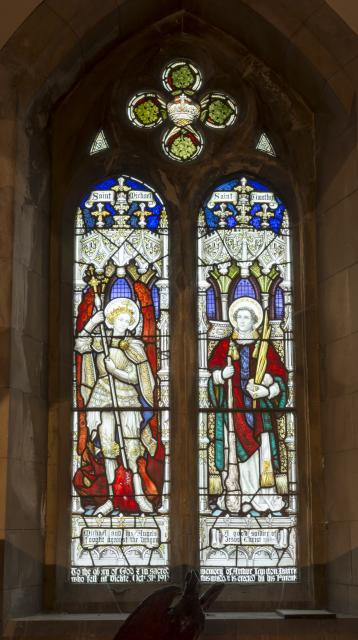 St Michael and St Timothy
