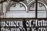 Signature: St Michael and St Timothy