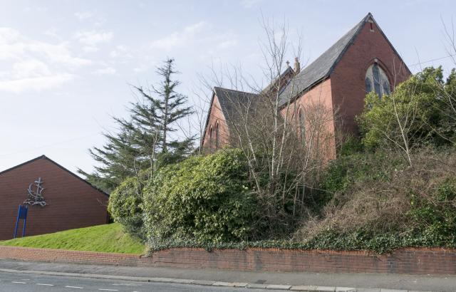 Church of St Paul, Barry, Vale of Glamorgan BarryDock_DSC5452_53A.jpg Photo © Martin Crampin