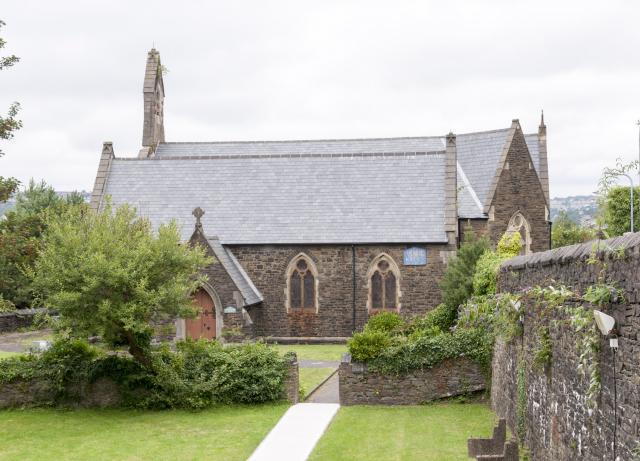 Church of All Saints, St Thomas, Swansea, Glamorgan Kilvey_DSC8422B.jpg Photo © Martin Crampin