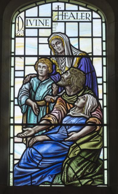 Jesus Christ the Divine Healer