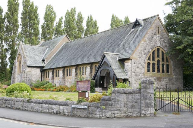Church of St Andrew, Colwyn Bay, Conwy ColwynBay_StAndrew_DSC2306_53A.jpg Photo © Martin Crampin