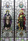 Dorcas and St George: War Memorials