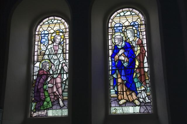 The Risen Christ Appears to St Thomas