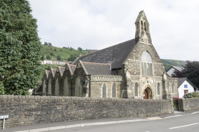 Church of St Anne, Ynyshir, Rhondda Cynon Taff Ynyshir_DSC2318-71A.jpg Photo © Martin Crampin