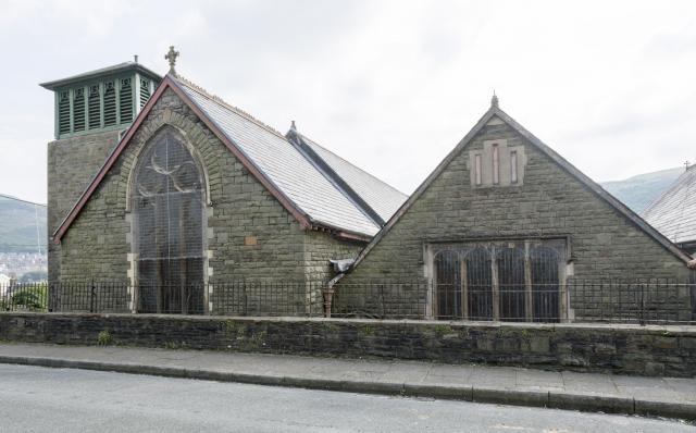 Church of St Paul, Porth, Rhondda Cynon Taff Porth_DSC2317-71A.jpg Photo © Martin Crampin