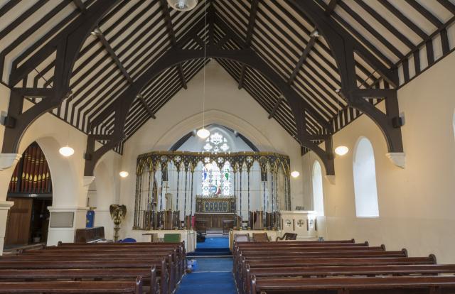 Church of St Paul, Porth, Rhondda Cynon Taff Porth_DSC2238-71A.jpg Photo © Martin Crampin