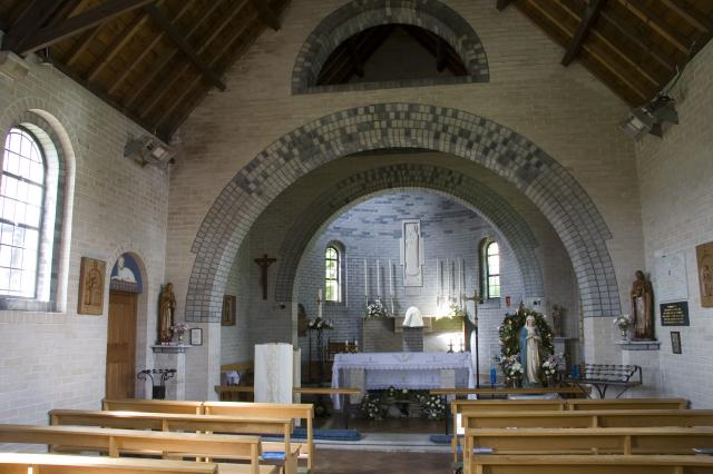 Church of Our Lady of Mount Carmel, Lampeter, Ceredigion _MG_1688.jpg Photo © Martin Crampin, Imaging the Bible in Wales
